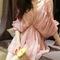 Cute fashion lotus dress