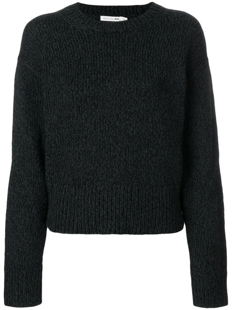 Rag & Bone /Jean jumper women cotton grey sweater
