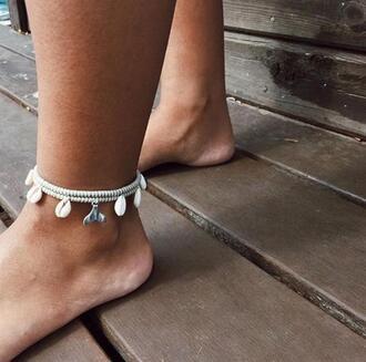 jewels holidays shell fish tail bracelets summer ankle bracelet