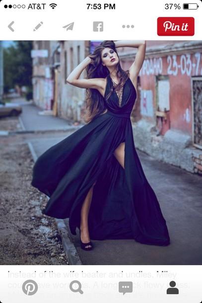dress prom dress black dress
