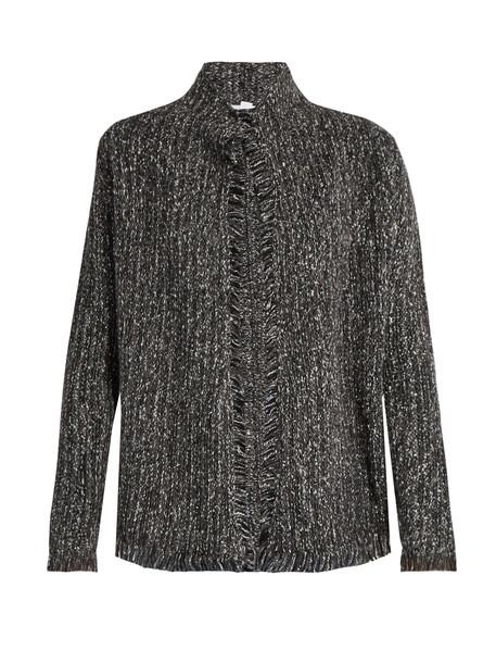 VELVET BY GRAHAM & SPENCER jacket grey
