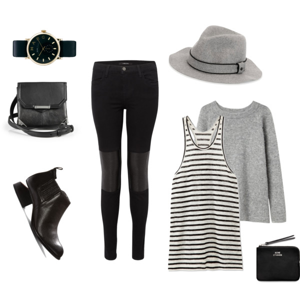 New York Minute - Polyvore