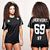 69 Leather Sleeve T shirt from Tumblr Fashion on Storenvy