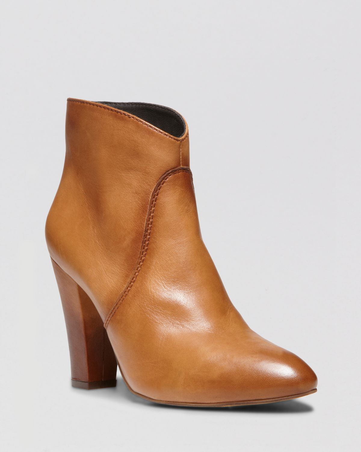 STEVEN BY STEVE MADDEN Booties - Bailen High Heel | Bloomingdale's