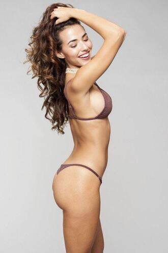 swimwear bikini bottoms brazilian bikini cheeky jyork x dbrie pink purple reversible comforters skimpy bikiniluxe