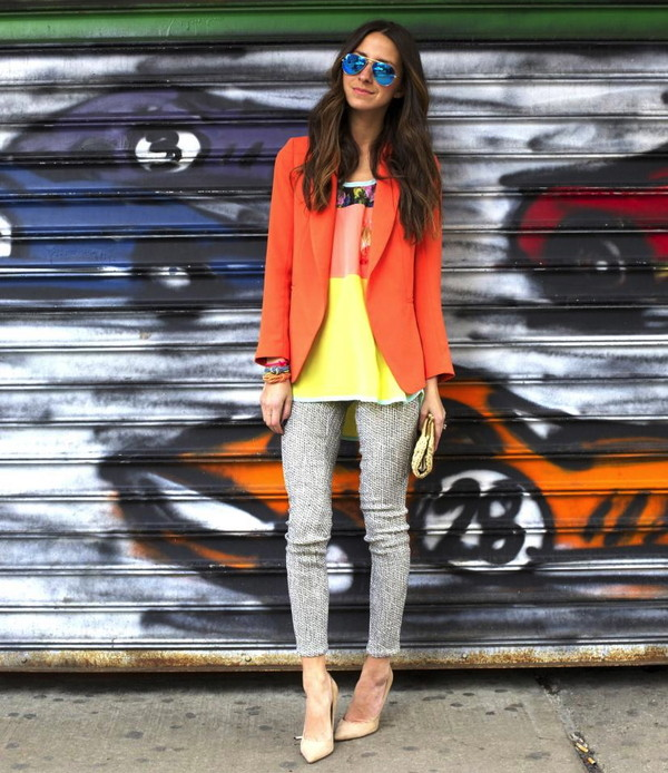 something navy pants shoes jacket t-shirt bag sunglasses