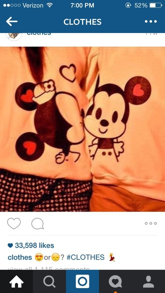 disney minnie mouse mickey mouse