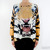 MINK PINK Roar Tiger Print Sweater / TheFashionMRKT