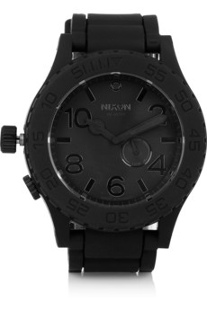 Nixon Rubber 51-30 watch - 45% Off Now at THE OUTNET