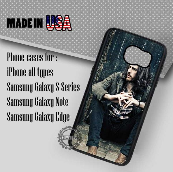Samsung S7 Case - Hozier Country Music- iPhone Case #SamsungS7Case #music #yn