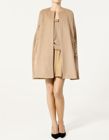 STUDIO CAPE - Coats And Trench coats - Woman - Sale - ZARA United ...