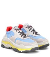 triple,sneakers,shoes