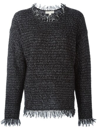 jumper women black sweater