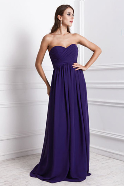 dress purple bridesmaid dress bridesmaid bridesmaid chiffon bridesmaid dress