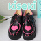 Creepers shoes fairy kei sweet lolita with hearts (black or lavender) · kiseki · online store powered by storenvy