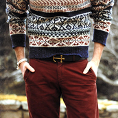 jeans,menswear,sweater,fall outfits,hipster,hipster menswear,pants,sailor,mens belt,mens cable knit jumper,belt,belt brown,anchor