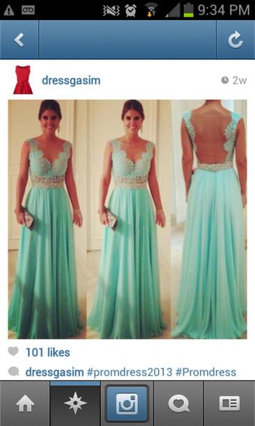 Dress Prom Dress Prom Dress Blue Dress Blue Cute Sleeves Blue