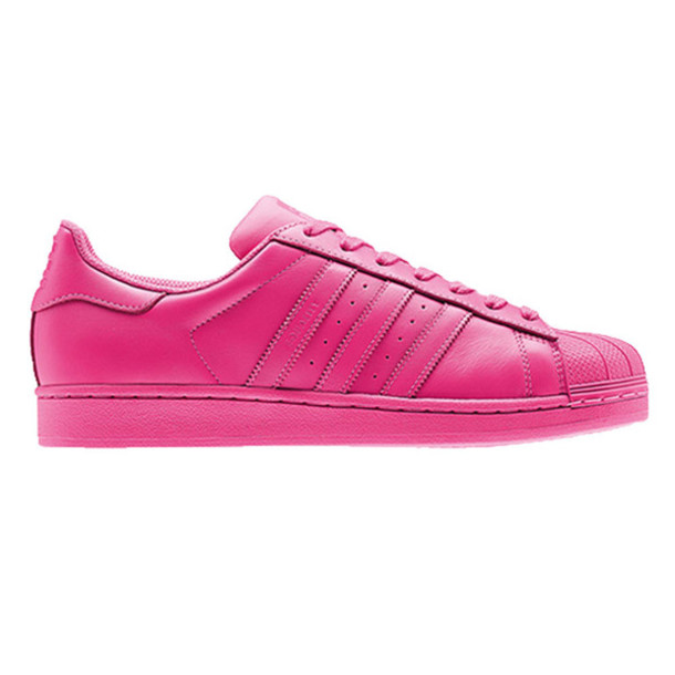 Adidas Originals Pink Shoes