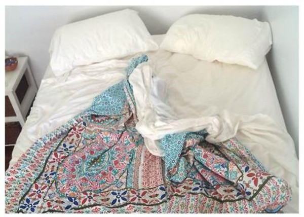 scarf bedding gypsy bedding