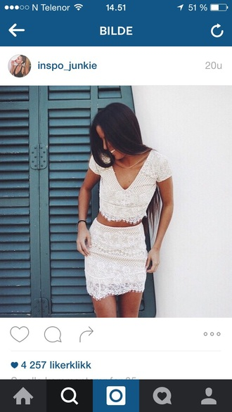 skirt white white skirt lace dress lace lace up lace top summer dress summer outfits summer summer top