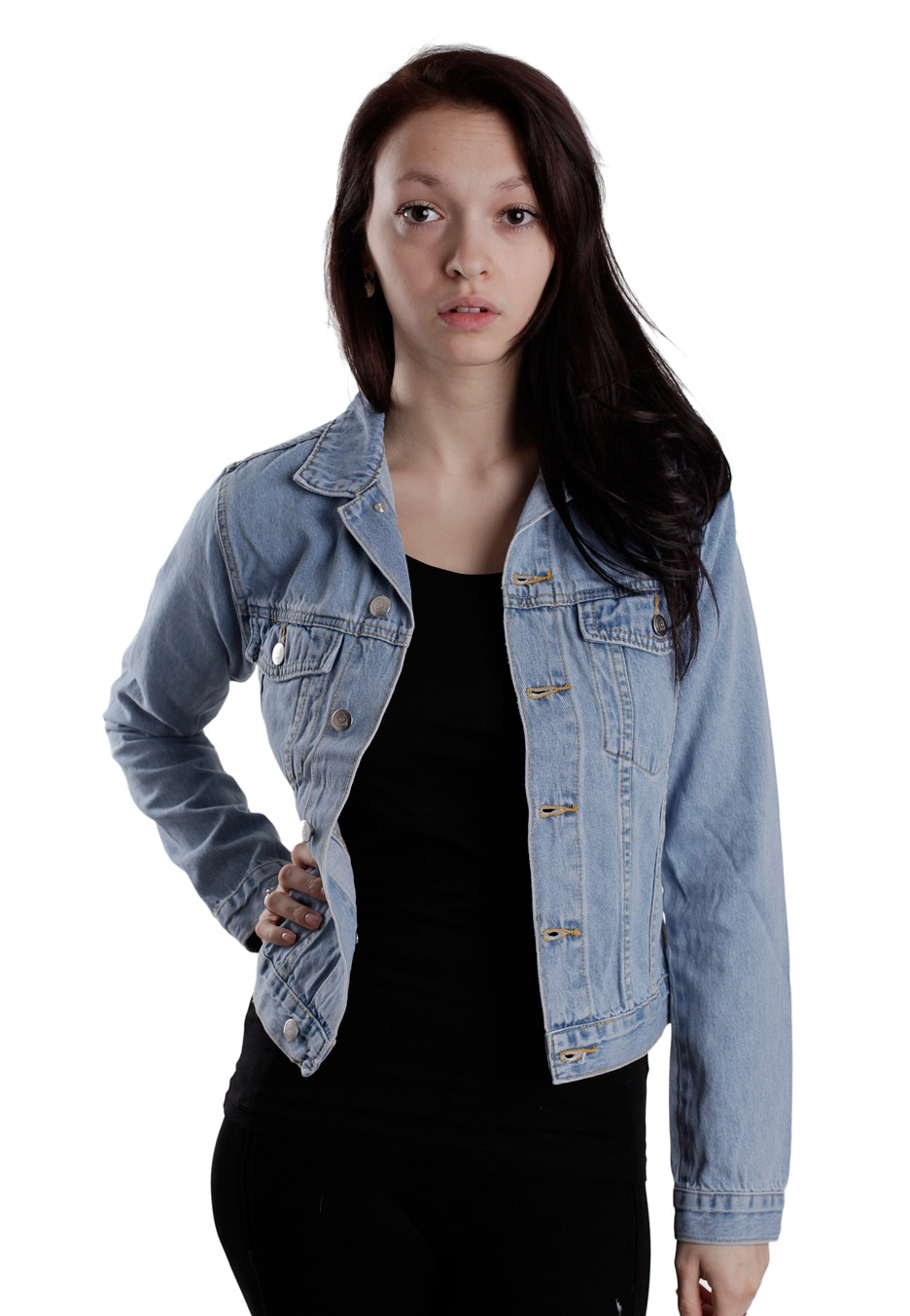 Cheap Monday - Tess Light Trash - Jeans Jacket