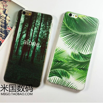 iphone 6 case forest