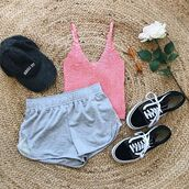 shorts,sweat shorts,trendy,spring,summer,outfit,bellexo