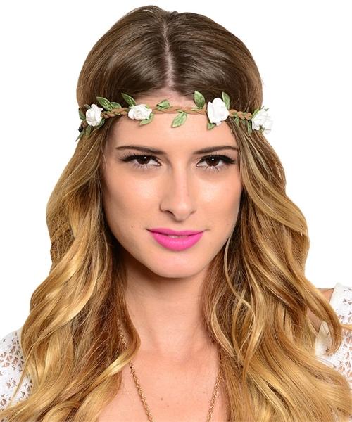 Bodycandies ? flower headband
