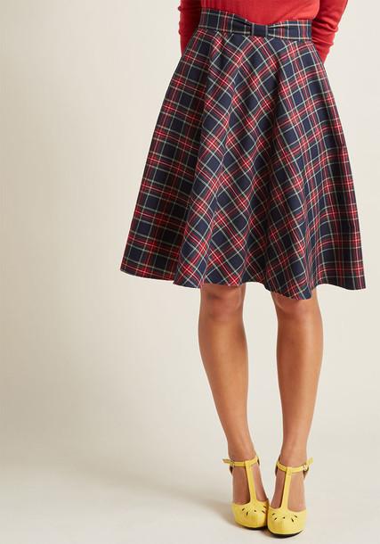 Modcloth skirt bow