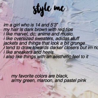 Pin by Moonstone on Pastel | Purple aesthetic