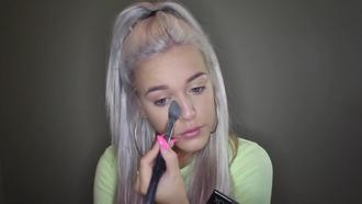 make-up girl lottie tomlinson