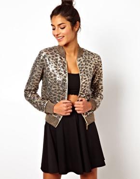 Leopard Coat | ASOS
