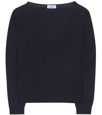 sweater wool sweater wool blue
