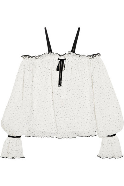 Alice McCall blouse white top