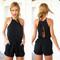 Solid chic romper – dream closet couture