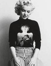 sweater,cabaret,marilyn monroe,turtleneck,long sleeves,warm sweater,geometic layering tank,topshop