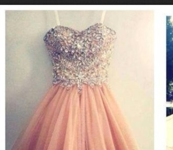 dress silver prom dress pink sequins sequin dress