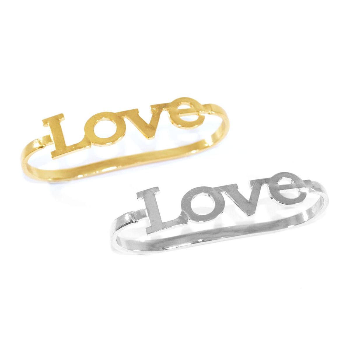 LOVE MESSAGE RING - Rings & Tings | Online fashion store | Shop the latest trends