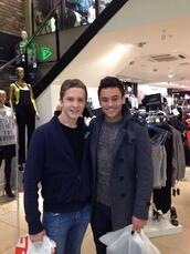 coat,tom daley