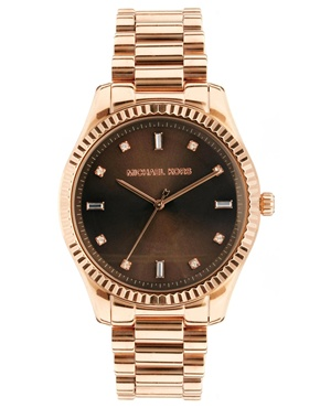 Rose Gold Watch | ASOS