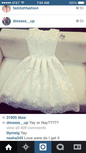 dress white dress white wedding dress