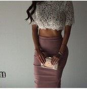 top,white top,skirt,lace top,shirt,white crop tops,midi,lace,nude,high waisted,tight,women's,cardigan,lace dress,short sleeve,short sleeve dress,bodycon,bodycon dress,party dress,sexy party dresses,sexy,sexy dress,party outfits,sexy outfit,summer dress,summer outfits,spring dress,spring outfits,fall dress,fall outfits,winter outfits,winter dress,classy dress,elegant dress,cocktail dress,cute dress,girly dress,date outfit,birthday dress,clubwear,club dress,homecoming,homecoming dress,wedding clotehs,wedding clothes,wedding guest,engagement party dress,prom,prom dress,short prom dress,graduation dress,romantic dress,romantic summer dress,nude dress,nude skirt,white dress,summer holidays,holiday dress,hair accessory,rose,long skirt,high waisted skirt,blouse,white,purple,sheer,classy,design,embroider,cute,dress,crop tops,two-piece,beautiful,dark,tan,summer,long hair,pattern,pink