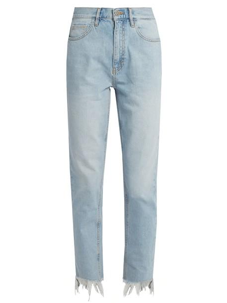 M.i.h Jeans jeans high denim light