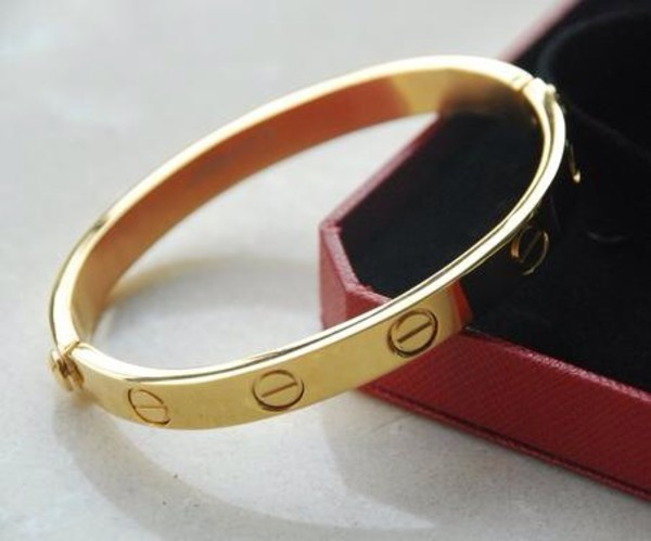 jewels screw bangle bracelets