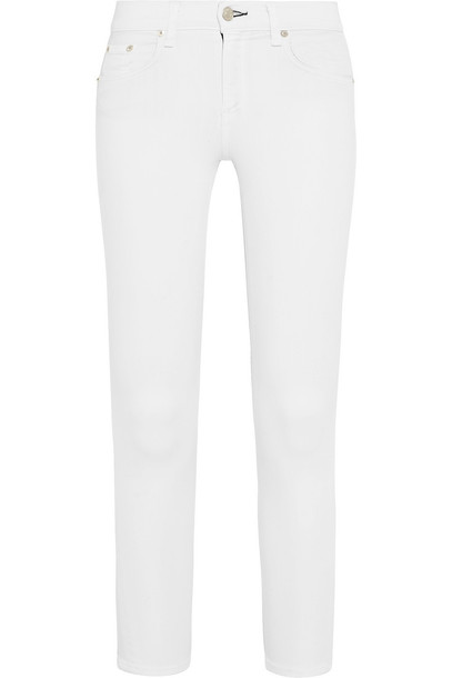 jeans skinny jeans white