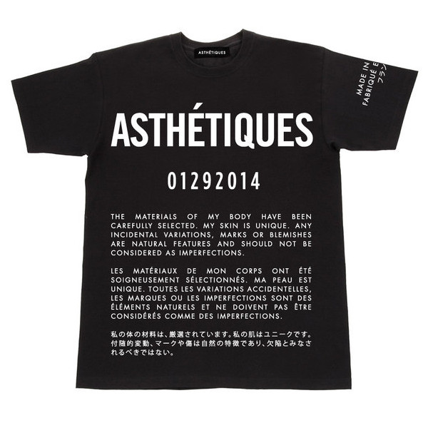 Perfection T-Shirt Black