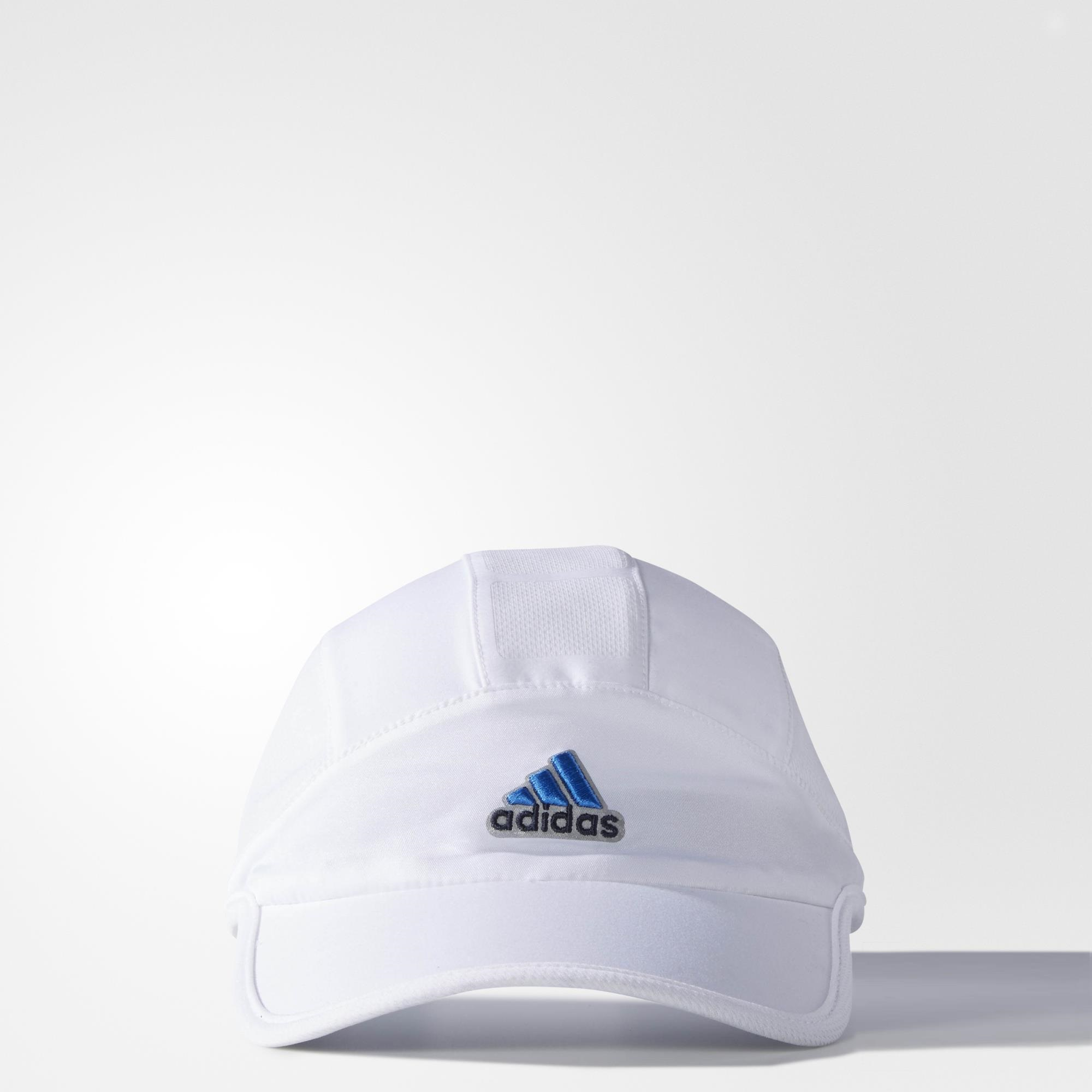 adidas Climacool Trainer Relaxed Hat - WHITE,BROYAL | adidas US