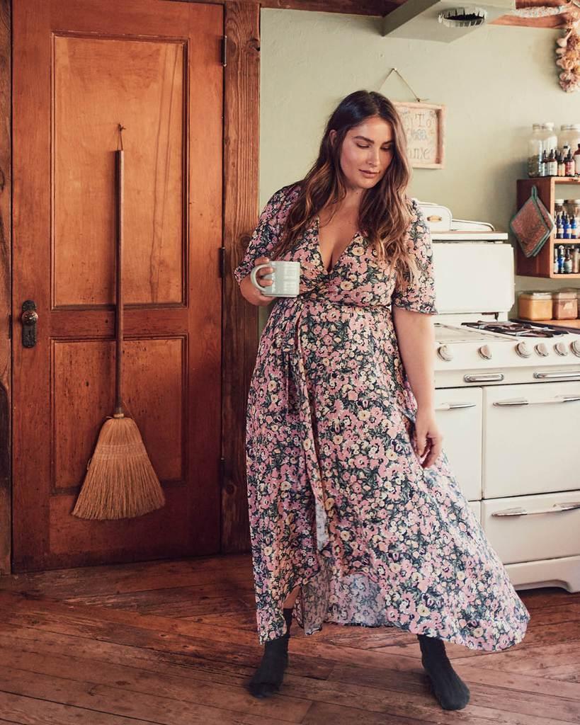 The Bluebell Dress | Monet's Garden