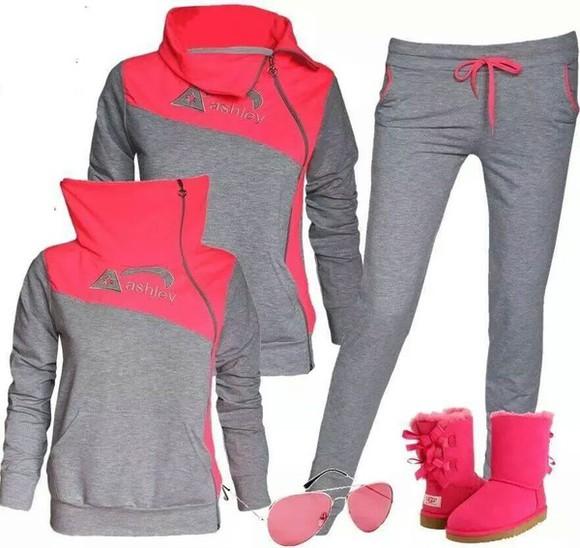 sportswear jumpsuit