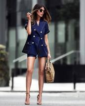 shoes,sandals,nude sandals,top,skirt,sunglasses,denim,denim jacketd,denim blazer